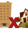 Casa ou apartamento: qual escolher?