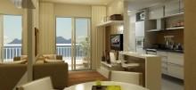 A tendência dos apartamentos compactos