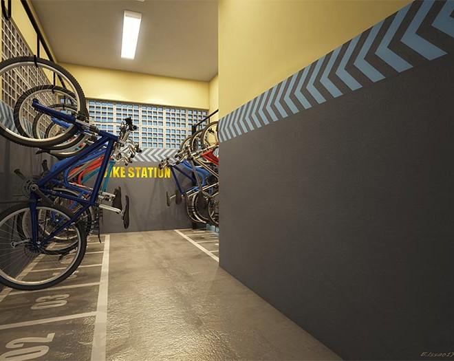 bicletario