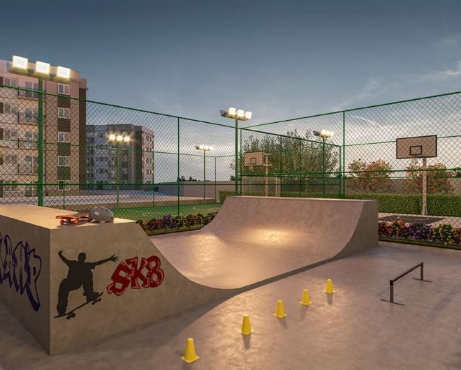 Skate-Mini-Ramp
